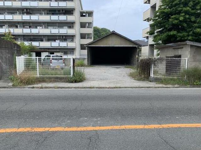 物件画像:松山市 松ノ木1丁目 (港山駅) 住宅用地
