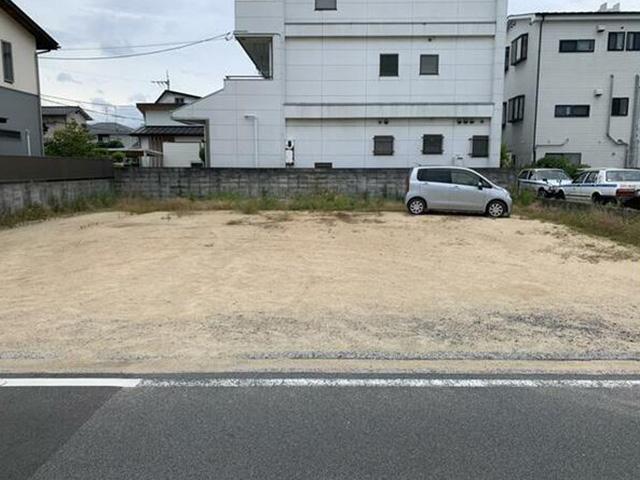 物件画像:松山市 辰巳町 (三津駅) 住宅用地